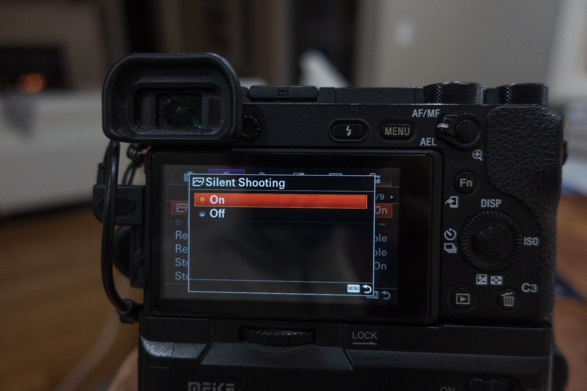Shutter Mode with Sony a6500 - picture 6 - witandfolly.co