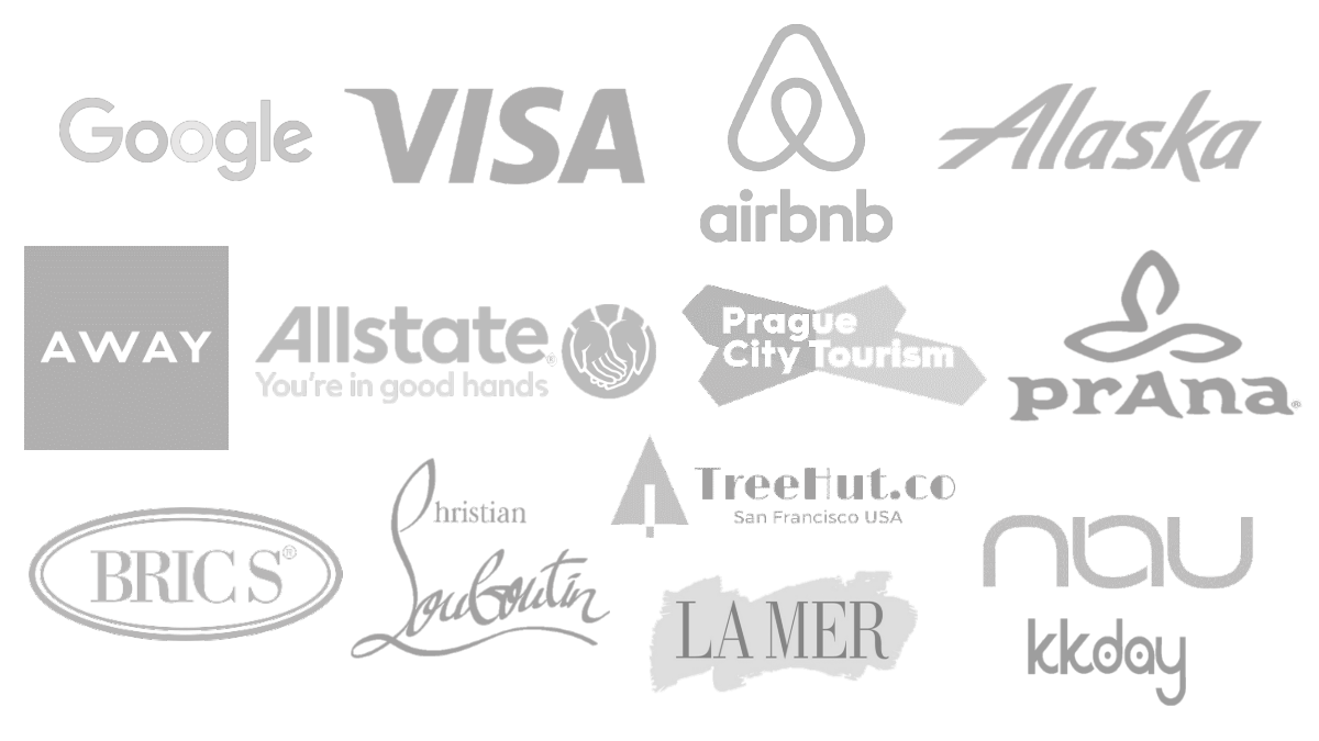 Brands Worked with - witandfolly.co