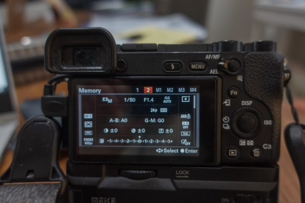 Memory recall 4k settings - how to shoot slow motion with sony a6500 - witandfolly.co