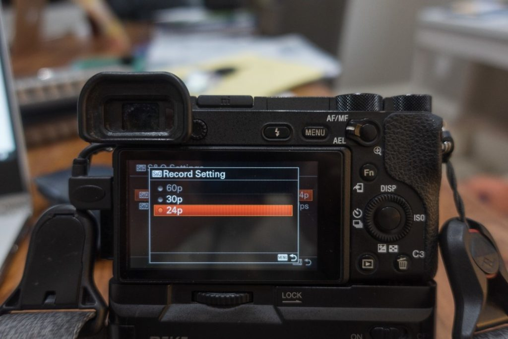 s&q record setting menu - how to shoot slow motion with sony a6500 - witandfolly.co