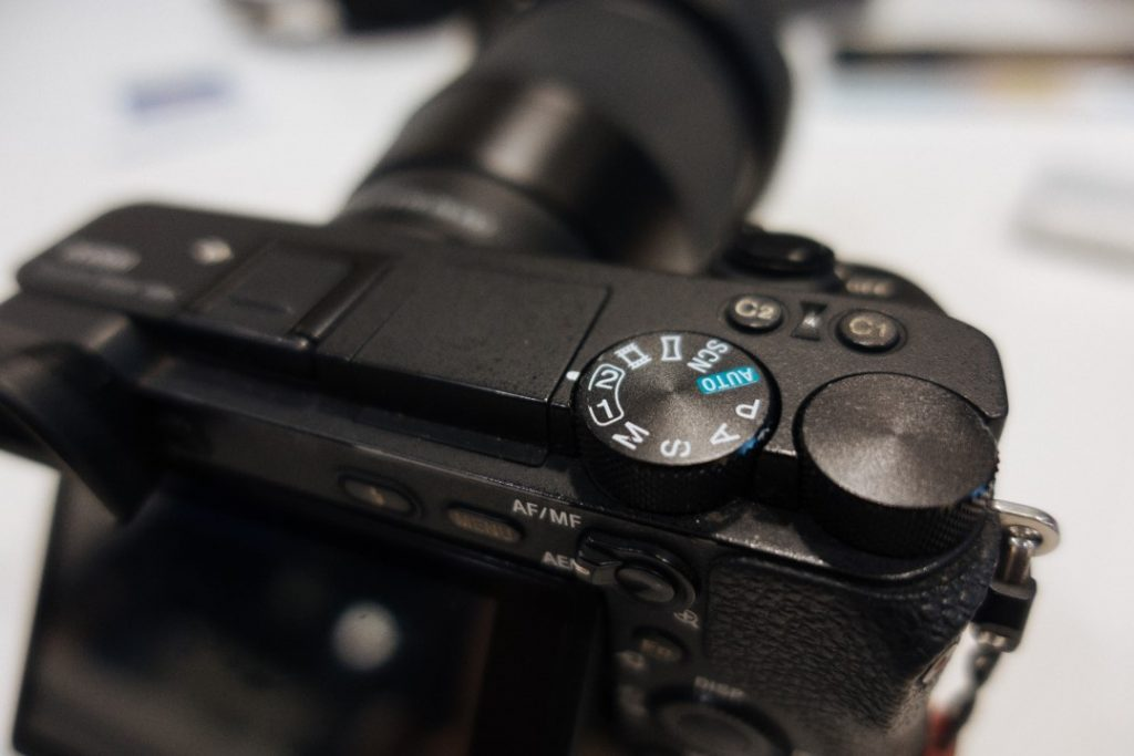 Mode dial on Sony a6500 - sony a6500 audio settings - witandfolly.co