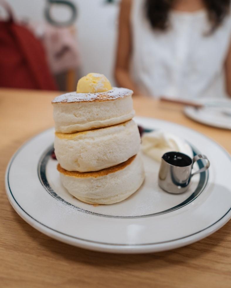 Cafe & Pancake Gram Hirakta T-Site Premium Pancake - witandfolly.co
