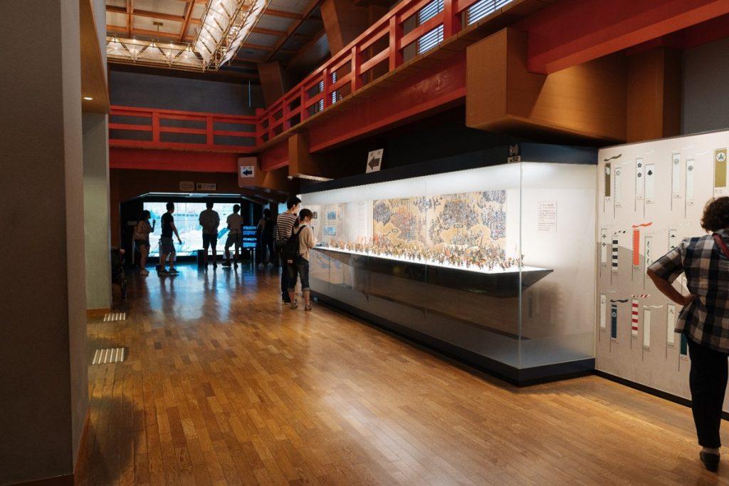 Floor 5 Inside Osaka Castle - witandfolly.co