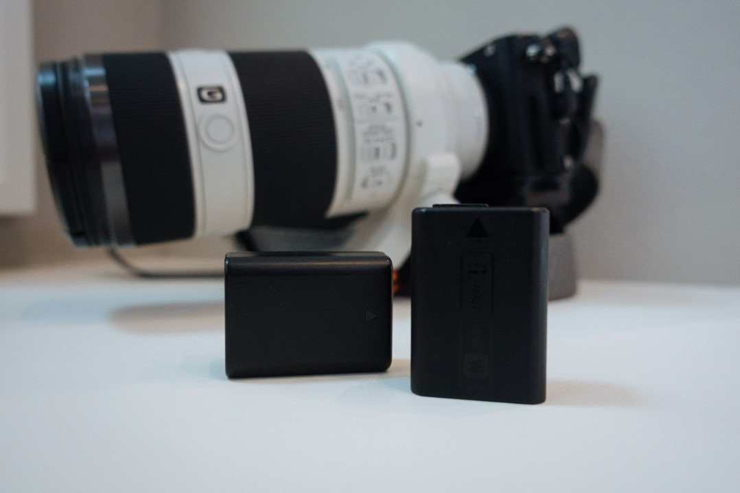 Sony a6500 Battery Life Cover Image - witandfolly.co