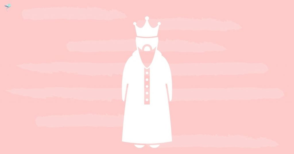 illustration of an emperor