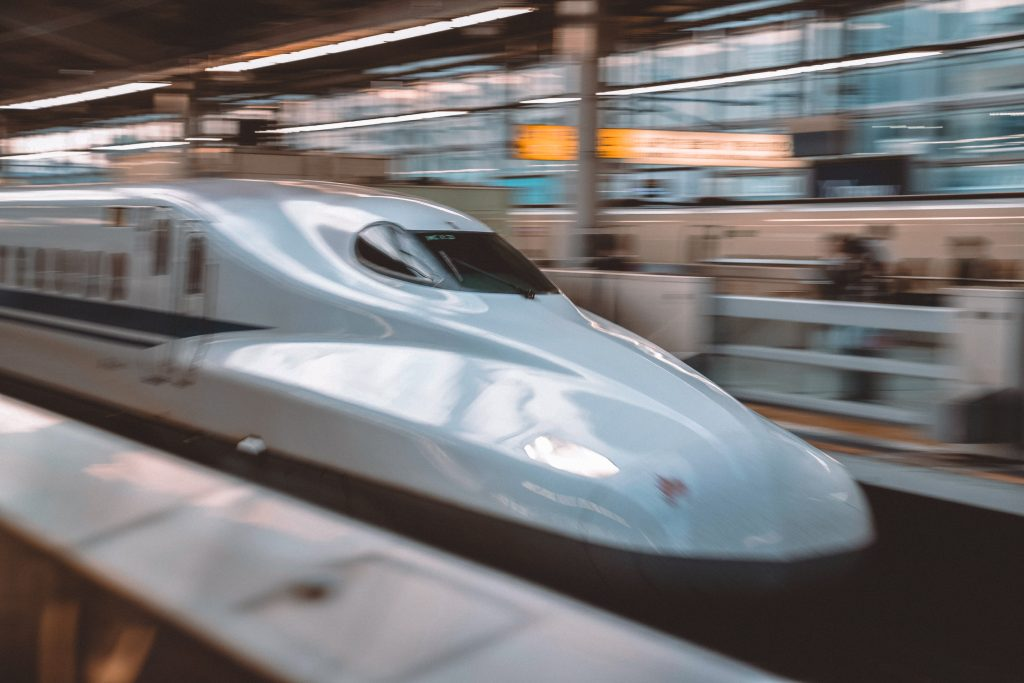 Shinkansen - Bullet Train