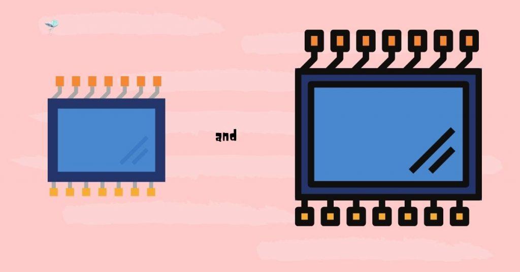 illustration of an apsc sensor vs full frame sensor