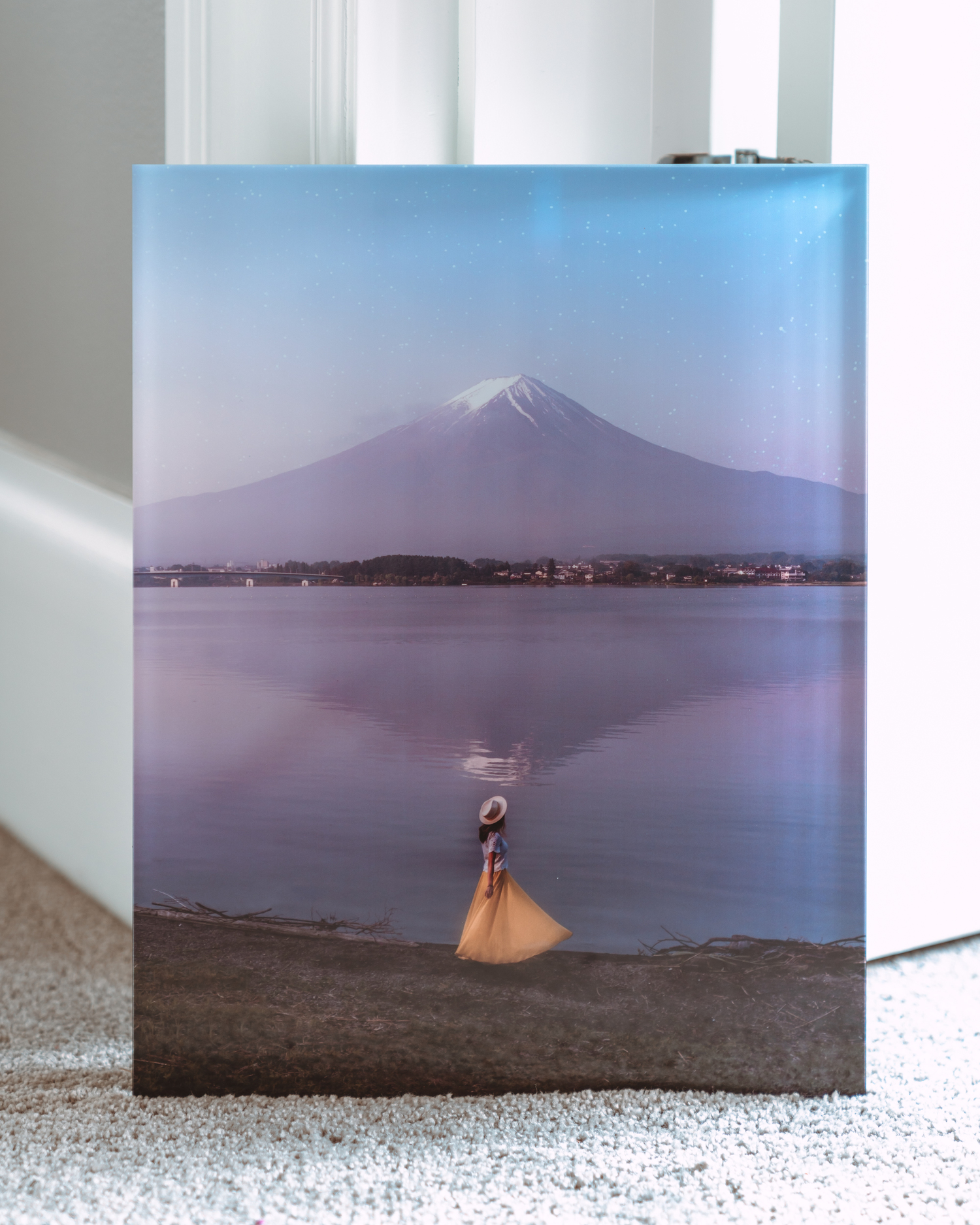 image of acrylic print by printique