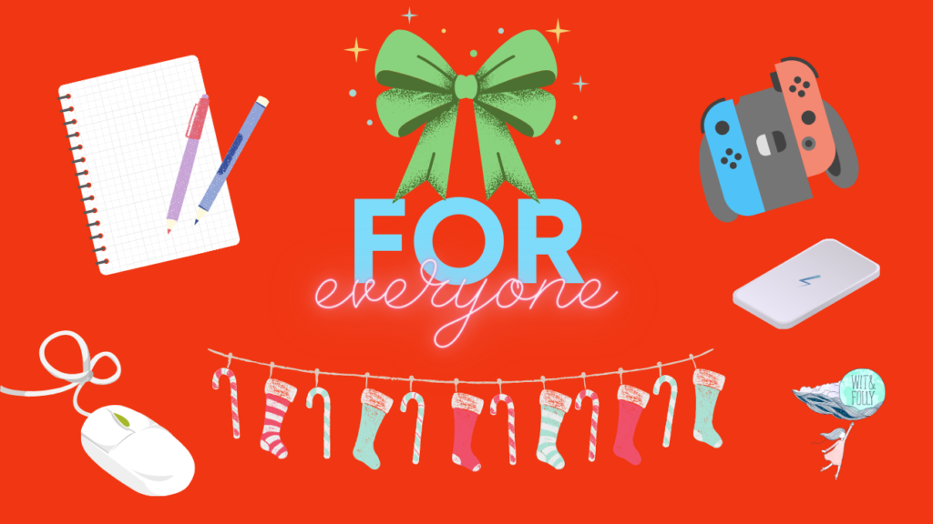 illustration for everyone banner for gift guide